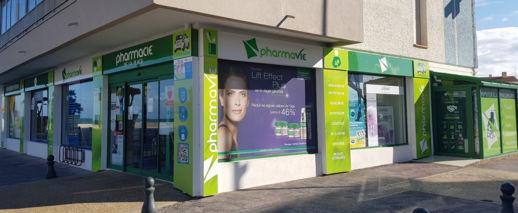 Pharmacie Santini, Saint-Cyprien