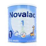 Novalac 1 Lait poudre 800g à Saint-Cyprien