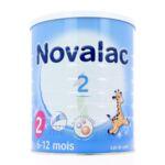 Novalac 2 Lait en poudre 800g à Saint-Cyprien