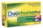 DOLIRHUMEPRO PARACETAMOL, PSEUDOEPHEDRINE ET DOXYLAMINE, comprimé à Saint-Cyprien