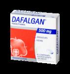 DAFALGAN 500 mg, comprimé effervescent sécable à Saint-Cyprien