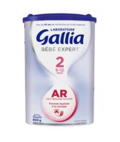 Gallia Bebe Expert Ar 2 Lait En Poudre B/800g à Saint-Cyprien