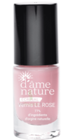 D'ame Nature Ecrinal Vernis Soin Le Rose Fl/5ml à Saint-Cyprien