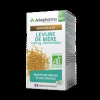 Arkogélules Levure De Bière Revivifiable Bio Gélules Fl/45