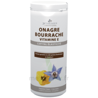 3 Chenes Onagre Bourrache Vitamine E Caps B/150 à Saint-Cyprien