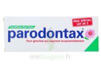 PARODONTAX DENTIFRICE GEL FLUOR 75ML x2 à Saint-Cyprien