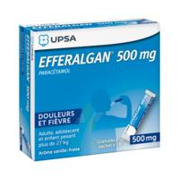 Efferalgan 500 Mg Glé En Sachet Sach/16 à Saint-Cyprien