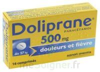 DOLIPRANE 500 mg Comprimés 2plq/8 (16) à Saint-Cyprien