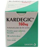 Kardegic 160 Mg, Poudre Pour Solution Buvable En Sachet à Saint-Cyprien