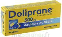 DOLIPRANE 500 mg Gélules B/16 à Saint-Cyprien