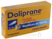 Doliprane 200 Mg Suppositoires 2plq/5 (10) à Saint-Cyprien