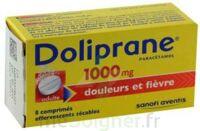 Doliprane 1000 Mg Comprimés Effervescents Sécables T/8 à Saint-Cyprien