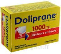 Doliprane 1000 Mg Poudre Pour Solution Buvable En Sachet-dose B/8 à Saint-Cyprien