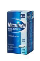 Nicotinell Menthe Fraicheur 4 Mg Sans Sucre, Gomme à Mâcher Médicamenteuse 8plq/12 à Saint-Cyprien