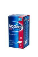 Nicotinell Fruit 2 Mg Sans Sucre, Gomme à Mâcher Médicamenteuse P/96 à Saint-Cyprien