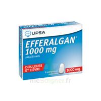 Efferalgan 1000 Mg Comprimés Pelliculés Plq/8 à Saint-Cyprien