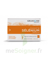GRANIONS DE SELENIUM 0,96 mg/2 ml S buv 30Amp/2ml à Saint-Cyprien