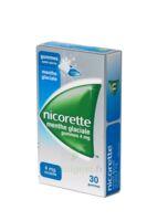 Nicorette 4 Mg Gom à Mâcher Médic Sans Sucre Menthe Glaciale Plq/30gom à Saint-Cyprien