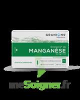 GRANIONS DE MANGANESE 0,1 mg/2 ml S buv en ampoule 30Amp/2ml à Saint-Cyprien