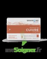 GRANIONS DE CUIVRE 0,3 mg/2 ml S buv 30Amp/2ml à Saint-Cyprien