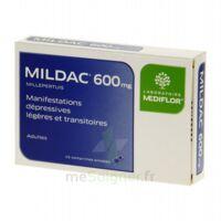 MILDAC 600 mg, comprimé enrobé à Saint-Cyprien