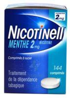 Nicotinell Menthe 2 Mg, Comprimé à Sucer Plaq/144 à Saint-Cyprien