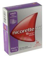 Nicoretteskin 10 mg/16 h Dispositif transdermique B/28 à Saint-Cyprien