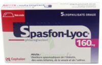 SPASFON LYOC 160 mg, lyophilisat oral à Saint-Cyprien