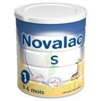 NOVALAC S 1, 0-6 mois bt 800 g à Saint-Cyprien