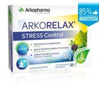 Arkorelax Stress Control Comprimés B/30 à Saint-Cyprien