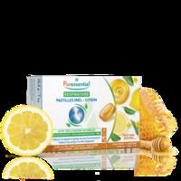 Puressentiel Respiratoire Pastilles Respiratoire Gorge Miel-citron - 18 Pastilles à Saint-Cyprien