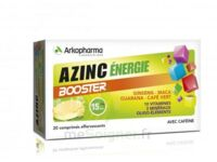 Azinc Energie Booster Comprimés Effervescents Dès 15 Ans B/20 à Saint-Cyprien