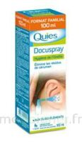 Quies Docuspray Hygiene De L'oreille, Spray 100 Ml à Saint-Cyprien