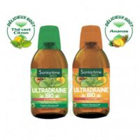 Ultradraine Bio Solution Buvable Thé Vert Citron Fl/500ml à Saint-Cyprien