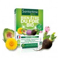 Santarome Bio Gélules Bien-être du foie B/30 à Saint-Cyprien