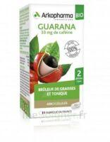 Arkogélules Guarana Bio Gélules Fl/45 à Saint-Cyprien