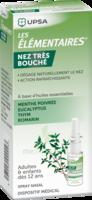 LES ELEMENTAIRES Solution nasale nez très bouché 15ml à Saint-Cyprien