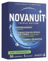 Novanuit Triple Action B/30 à Saint-Cyprien