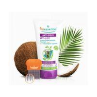 Puressentiel Anti-poux Shampooing Masque Traitant 2 En 1 Anti-poux Avec Peigne - 150 Ml à Saint-Cyprien