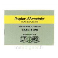 Papier D'arménie Traditionnel Feuille Triple à Saint-Cyprien