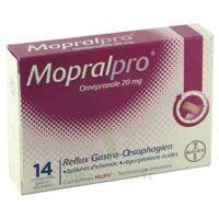 MOPRALPRO 20 mg Cpr gastro-rés Film/14 à Saint-Cyprien