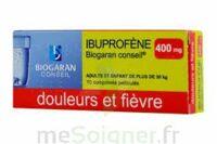 IBUPROFENE BIOGARAN CONSEIL 400 mg, comprimé pelliculé à Saint-Cyprien