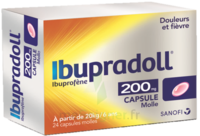 IBUPRADOLL 200 mg, capsule molle à Saint-Cyprien