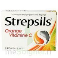 STREPSILS ORANGE VITAMINE C, pastille à Saint-Cyprien