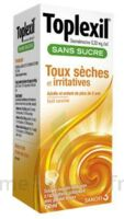 Toplexil 0,33 Mg/ml Sans Sucre Solution Buvable 150ml à Saint-Cyprien