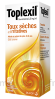 TOPLEXIL 0,33 mg/ml, sirop 150ml à Saint-Cyprien