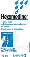 Hexomedine 1 Pour Mille, Solution Pour Pulvérisation Cutanée En Flacon Pressurisé à Saint-Cyprien