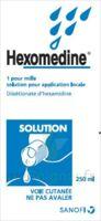 Hexomedine 1 Pour Mille S Appl Loc Fl/250ml à Saint-Cyprien