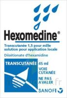 Hexomedine Transcutanee 1,5 Pour Mille, Solution Pour Application Locale à Saint-Cyprien