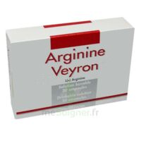 ARGININE VEYRON, solution buvable en ampoule à Saint-Cyprien